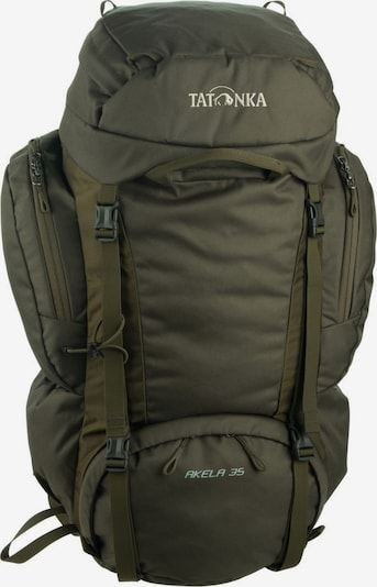 TATONKA Trekkingrucksack ' Akela 35 ' in khaki / oliv / dunkelgrün, Produktansicht