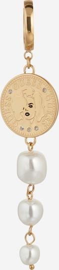 GUESS Uhani 'COIN&PEARLS' | zlata barva, Prikaz izdelka
