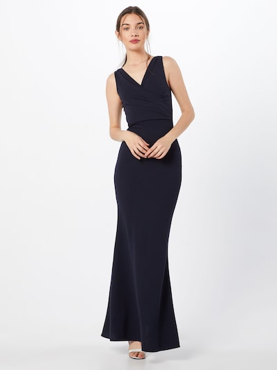 WAL G. Kleid in navy: Frontalansicht