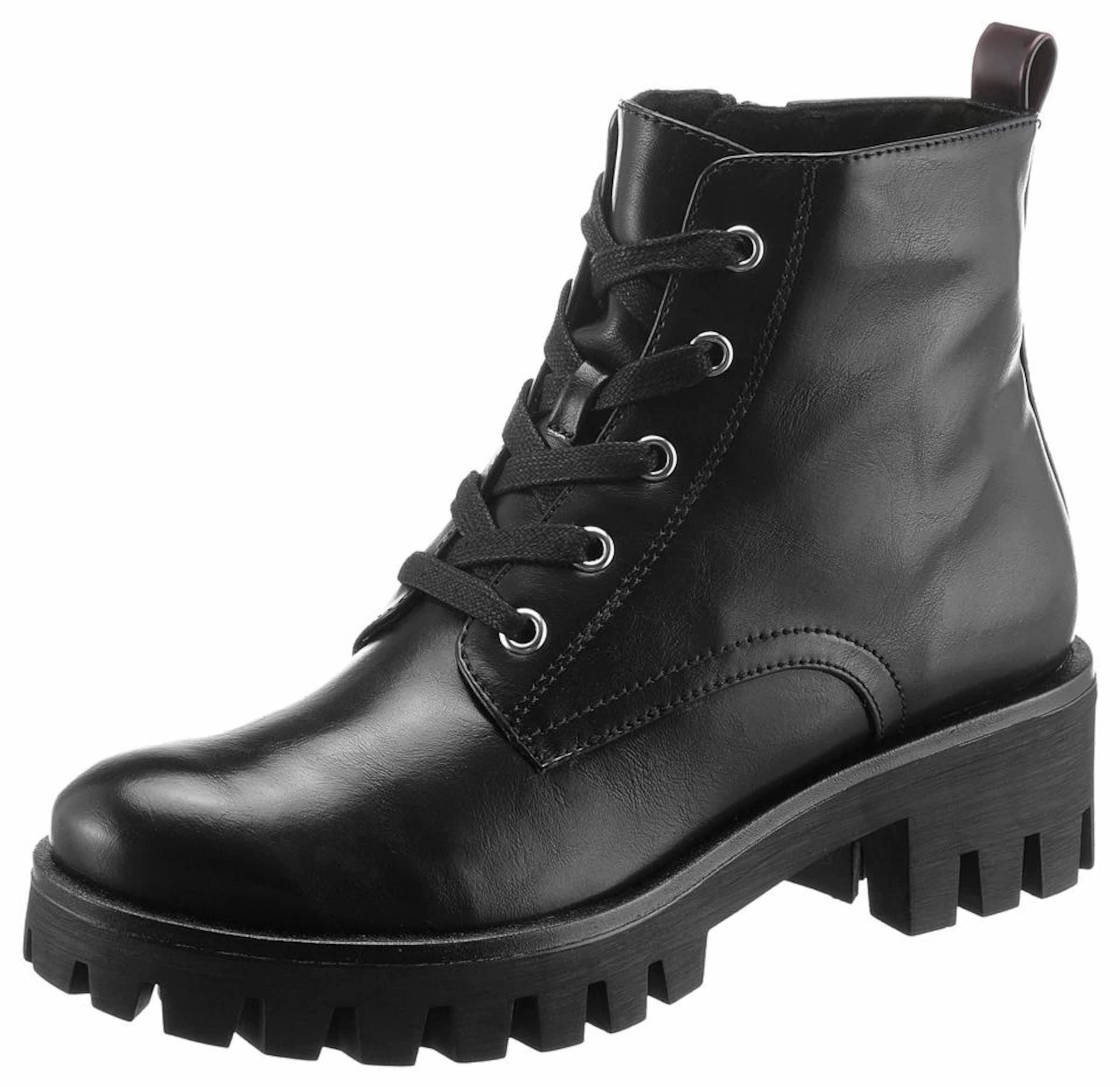 TAMARIS Schnürboots Verschleißfeste billige Schuhe Hohe Qualität