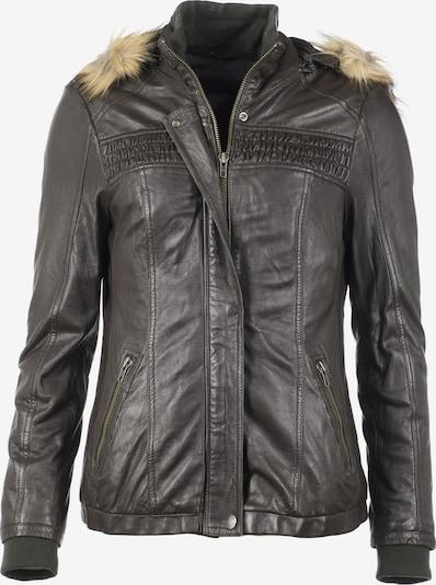 MUSTANG Between-Season Jacket 'Lelu' in Brown / Chocolate, Item view