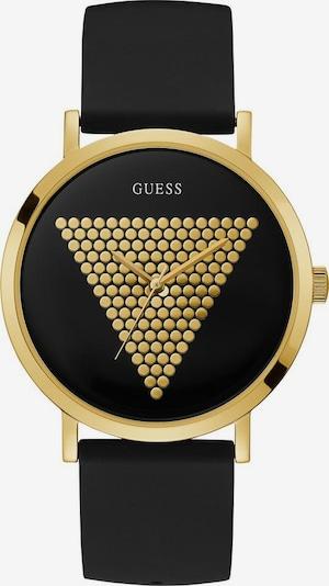 GUESS Analogové hodinky 'Imprint' - zlatá / černá, Produkt