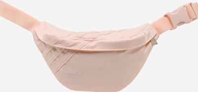 ADIDAS ORIGINALS Gürteltasche in pink / weiß, Produktansicht