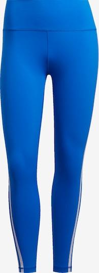 ADIDAS PERFORMANCE Sporthose in himmelblau / weiß, Produktansicht