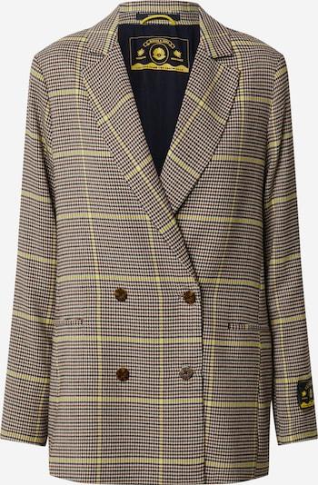 SCOTCH & SODA Blazers in de kleur Geel / Grijs / Wit, Productweergave