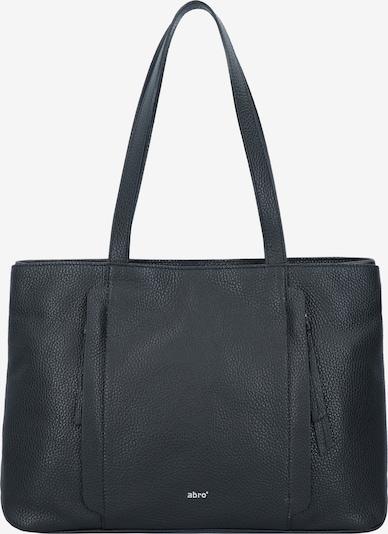 ABRO Shopper 'Adria' in schwarz, Produktansicht