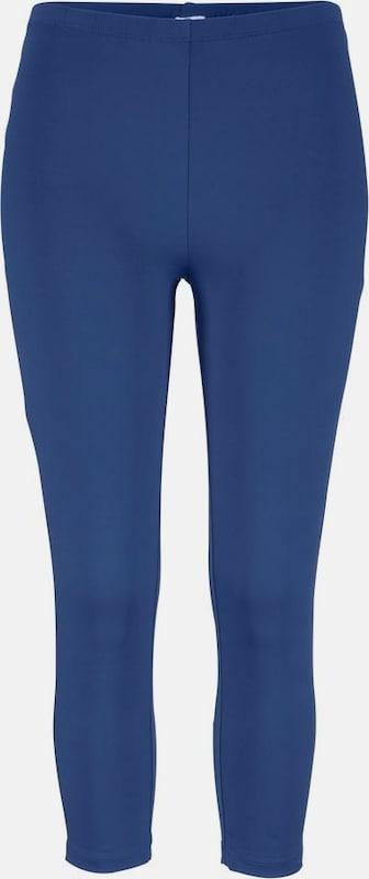 Vivance Vivance Capri Leggings With A Slightly Glossy Surface