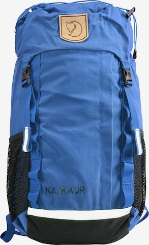 Fjällräven Wanderrucksack 'Kajka Jr.' in Blau