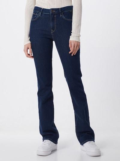 Mavi Jeans  ' MEL ' in blue denim, Modelansicht
