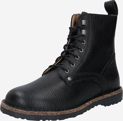 BIRKENSTOCK Čizme na vezanje 'Bryson' u crna, Pregled proizvoda