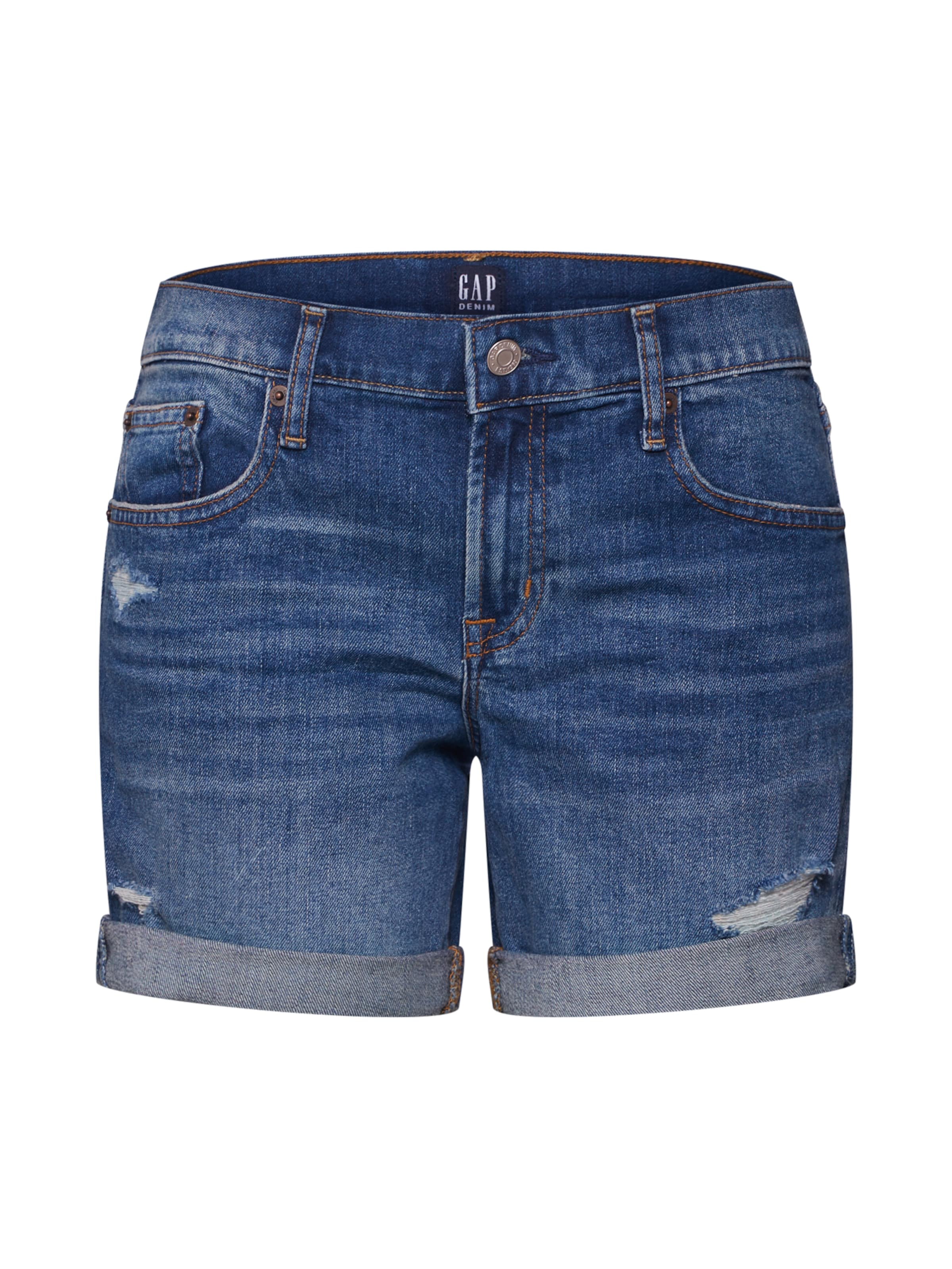 Gap Blue Denim Jeans In 'sterling' redCxoB
