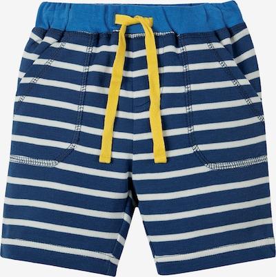 frugi Sweatshorts in blau / gelb / weiß, Produktansicht
