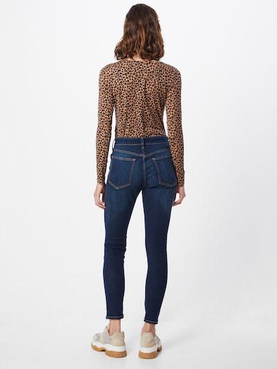 rag & bone Jeansy w kolorze niebieski denimm: Widok od tyłu