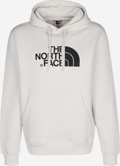 THE NORTH FACE Sweatshirt 'Drew Peak' in de kleur Zwart / Wit, Productweergave