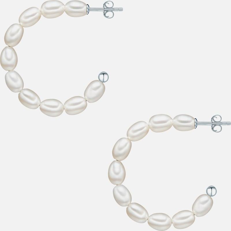 Valero Pearls Silberohrstecker Zuchtperlen