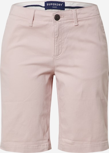 Superdry Shorts 'CITY CHINO' in rosa, Produktansicht