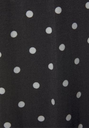 LASCANA Culotte in schwarz / weiß, Produktansicht