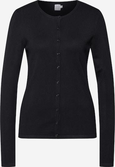 Geacă tricotată SAINT TROPEZ pe negru, Vizualizare produs