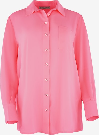 THOMAS RATH Bluse ' Firence ' in neonpink, Produktansicht