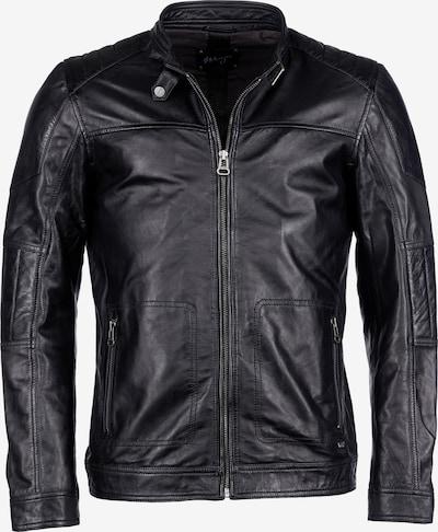 Maze Lederjacke ' Jack' in schwarz, Produktansicht