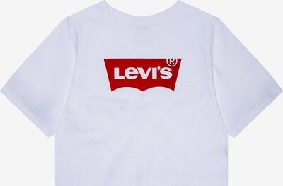 LEVI'S Majica 'Light Bright Cropped Top' u bijela, Pregled proizvoda