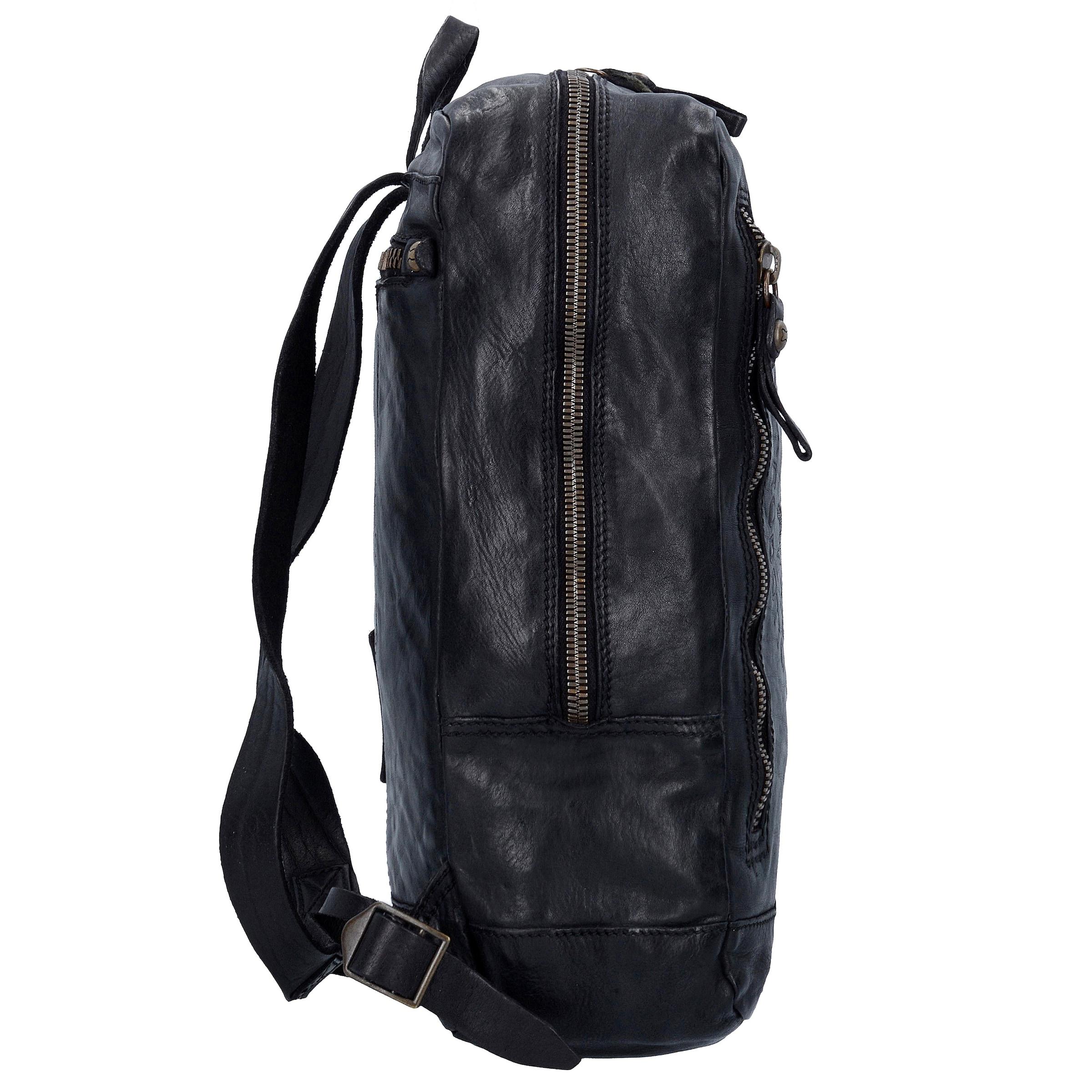 Campomaggi Traditional City Rucksack aus Leder 35 cm Billig Verkauf Exklusiv Rabatt Wirklich z3uz32G