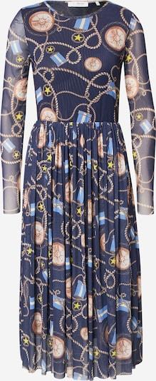 Rich & Royal Večerna obleka | bež / mornarska barva, Prikaz izdelka