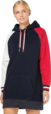TOMMY HILFIGER Kleid 'CAMILA HOODED DRESS'
