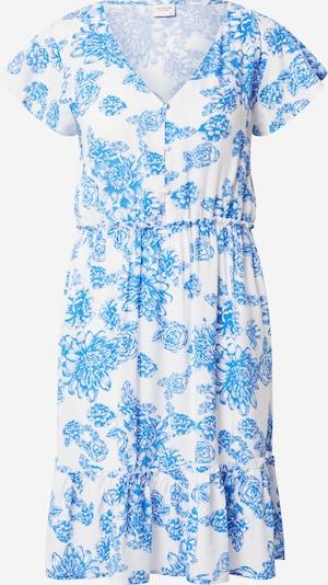 JACQUELINE de YONG Šaty 'JDYSTARR' - modrá / bílá, Produkt
