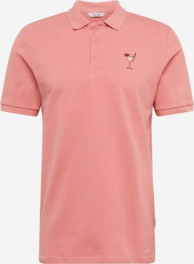 Only & Sons Shirt 'ONSBILLY REG SS POLO' in de kleur Pink, Productweergave