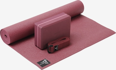 YOGISTAR.COM Yoga-set Kick It - One in rot, Produktansicht