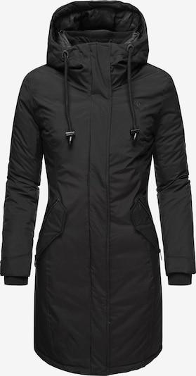 NAVAHOO Wintermantel in schwarz, Produktansicht