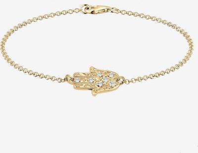 ELLI Armband 'Hand Fatima' in gold, Produktansicht