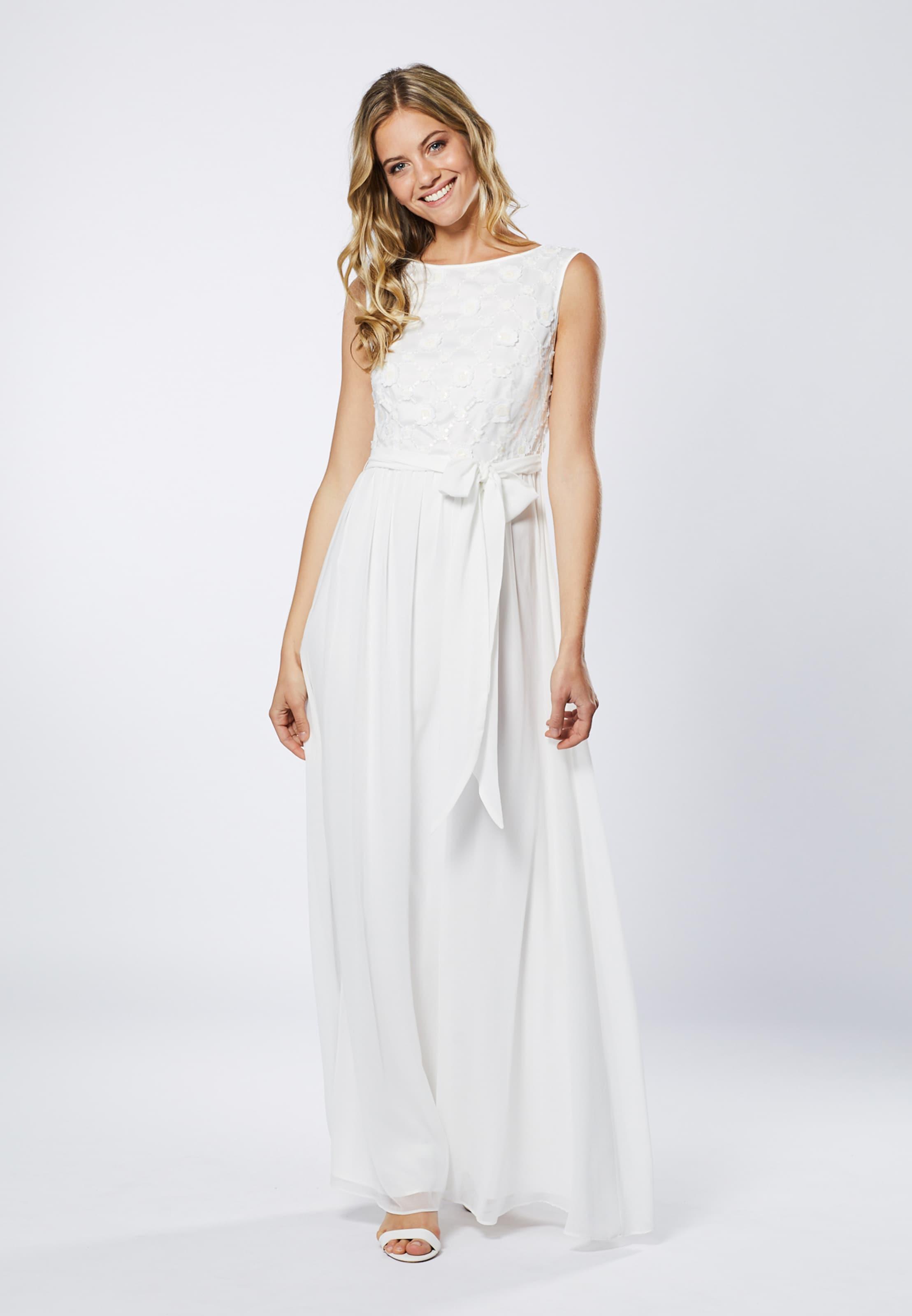 In Couture Kleid Barbara By Schwarzer Young Naturweiß VpMqLSUzG