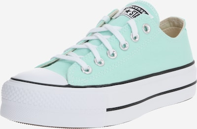CONVERSE Sneaker 'CHUCK TAYLOR ALL STAR LIFT - OX' in mint / weiß, Produktansicht