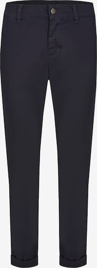 Angels 7/8-Hose ,Chino Cropped TU' mit Bundfalten am Gesäß in navy, Produktansicht