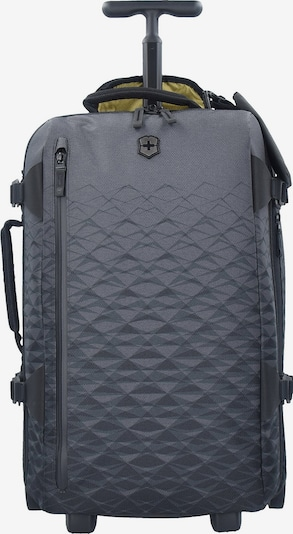 VICTORINOX Kabinentrolley 'VX Touring Global' in anthrazit: Frontalansicht