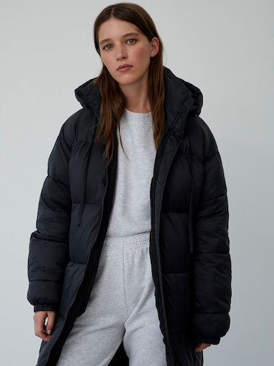 LeGer by Lena Gercke Steppmantel 'Nahla' in schwarz, Modelansicht