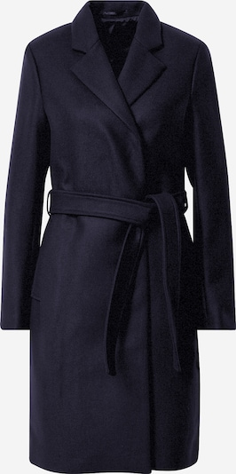 Filippa K Přechodný kabát 'Kaya' - námořnická modř: Pohled zepředu