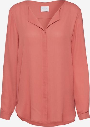 VILA Blouse in de kleur Pink: Vooraanzicht