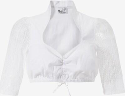 MARJO Dirndlbluse in weiß, Produktansicht