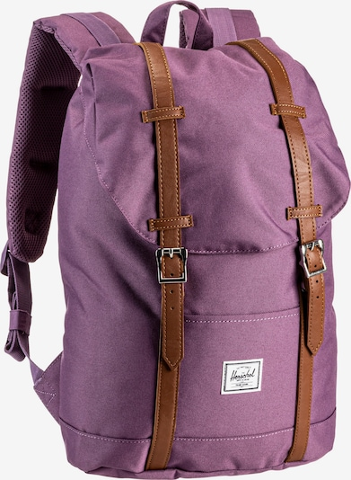 Herschel Daypack 'Retreat Mid-Volume' in helllila, Produktansicht