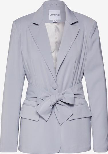 Unique21 Blazer 'TAILORED' | svetlo siva barva, Prikaz izdelka