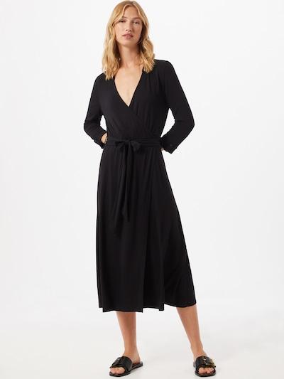 ESPRIT Šaty - čierna: Pohľad spredu