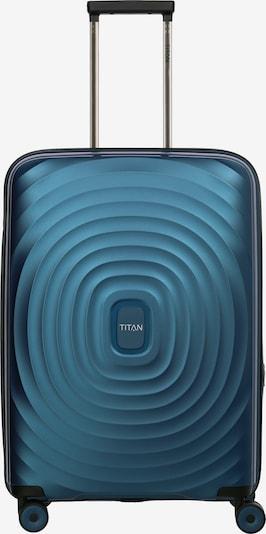 TITAN Trolley 'Looping' in de kleur Blauw, Productweergave