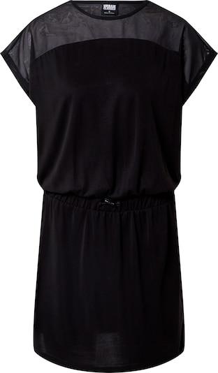 Suknelė 'Ladies Tech Mesh Modal Dress' iš Urban Classics , spalva - juoda, Prekių apžvalga