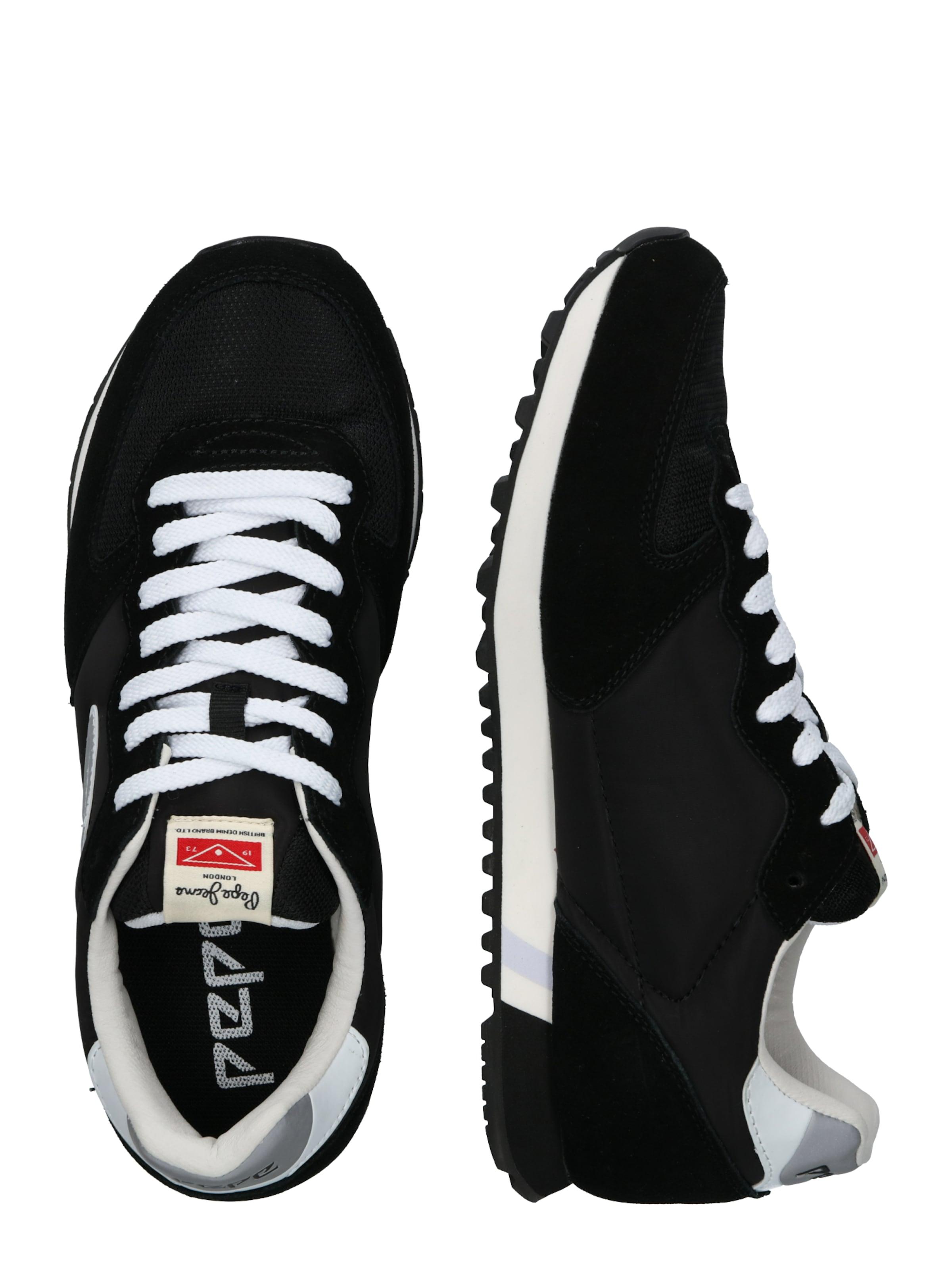 Pepe Sneaker 'klein SchwarzWeiß Jeans In Archive' SzqMVGUp