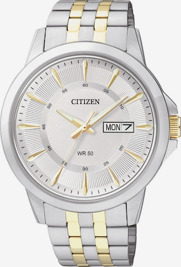 CITIZEN Armbanduhr 'BF2018-52AE' in gold / silber, Produktansicht