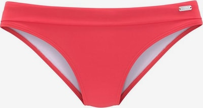 BENCH Bikini-Hose 'Perfect' in rot: Frontalansicht