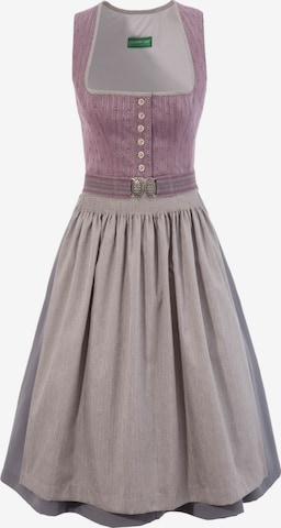 COUNTRY LINE Dirndl in Grey